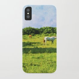 Beyond the Barbed Wire ....  iPhone Case