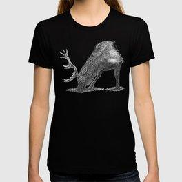 Elk Study T-shirt