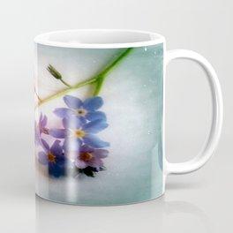 Myosotis 'Forget Me, Not' Coffee Mug