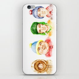 Real South Park iPhone Skin