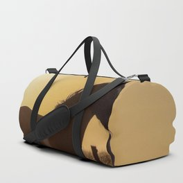 Wyoming Clydesdale Duffle Bag