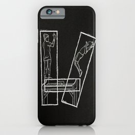 clique iPhone Case