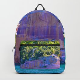 Michigan's_Pictured_Rocks Backpack