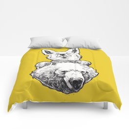 foxbear Comforters