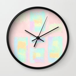 LIGHTNESS #6 Wall Clock