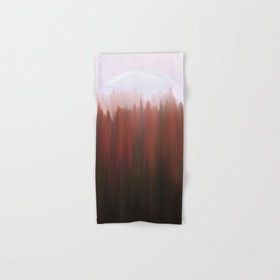 Forest Moon Hand & Bath Towel