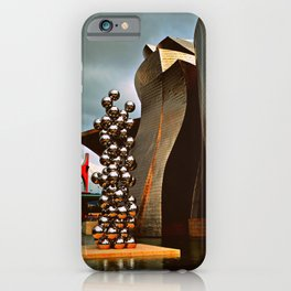 Museo Guggenheim iPhone Case
