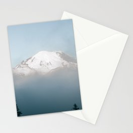 Mount Rainier VIII Stationery Cards