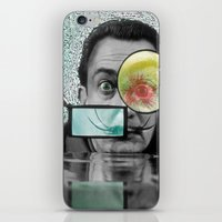 dali iPhone & iPod Skins featuring DALI by Marian - Claudiu Bortan