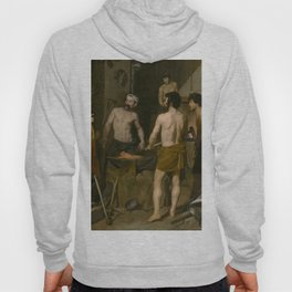 """Diego Velázquez """"Apollo in the Forge of Vulcan"""" Hoody"""