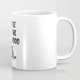 Livelihood Living Work Income Saying Coffee Mug