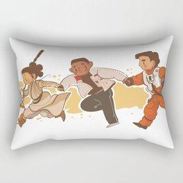 rebels squad Rectangular Pillow