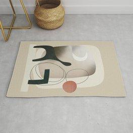 Abstract Art 19 Rug