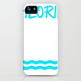 Funny Swimming Chlorine, It's what's for Breakfast Swimmer iPhone Case