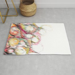 Swirl About Series Rug