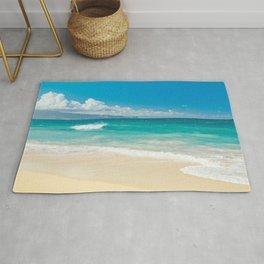 Hawaii Beach Treasures Rug