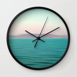"""Balaton, the """"Hungarian Sea"""" Wall Clock"""