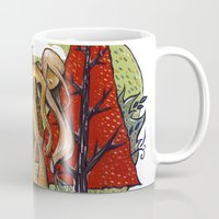 creativity Mugs featuring Creativity by artchica