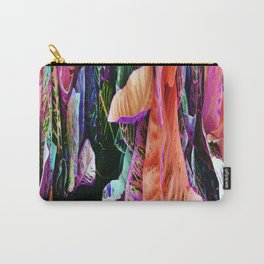 425 - Abstract foliage design Carry-All Pouch