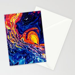 Inferno Stationery Cards