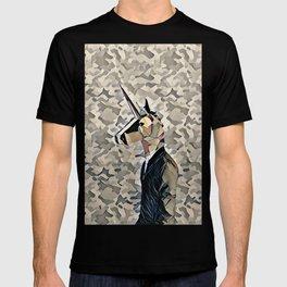 Army unicorn T-shirt