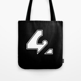 42 - Forty Two 2 Tote Bag