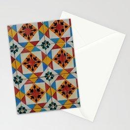 Azulejos V Stationery Cards