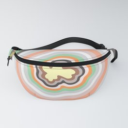 Skippers Canyon Stripes Fanny Pack