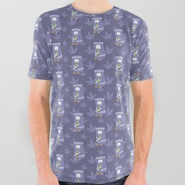 Towelie All Over Graphic Tee