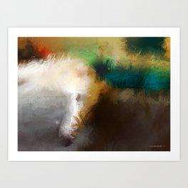 Sasa and Tatyana Art Print