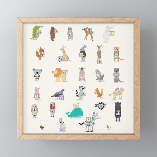 little alphabet by bribuckley