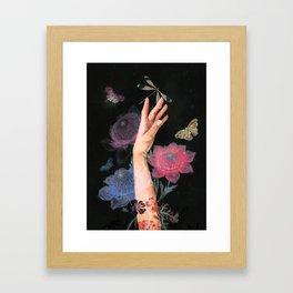 Outer Space Framed Art Print