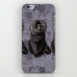 Furrybottom iPhone Skin