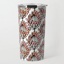 Protea Orange #homedecor Travel Mug