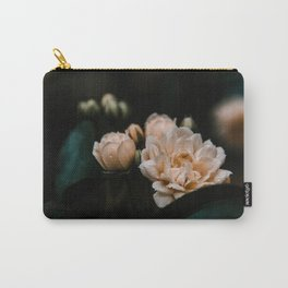 Soft Mini Roses Carry-All Pouch