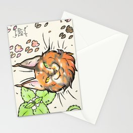 Cat Nips Stationery Cards
