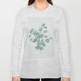 Eucalyptus Silver Dollar Long Sleeve T-shirt