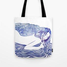 Water Nymph XXI Tote Bag