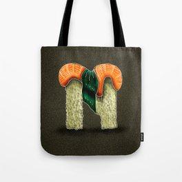 Nigiri N Tote Bag