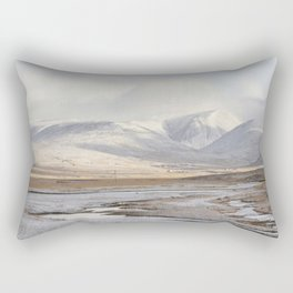 Mountains Are A Feeling II Rectangular Pillow