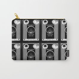 Ben-Day Kodak Brownie Camera  Carry-All Pouch
