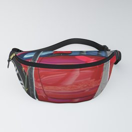 Red Hot At High Noon Fanny Pack