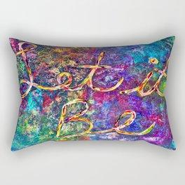 Let It Be Rectangular Pillow
