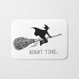 NIGHT TIME. Bath Mat