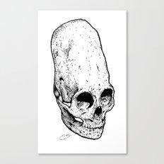 The Giant's Skull Canvas Print