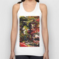 acid Tank Tops featuring Acid by Jordan Luckow