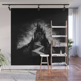 Vampire Castle Wall Mural