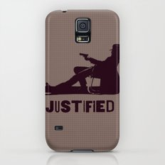 Justified ||| Slim Case Galaxy S5