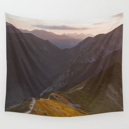 Before sunset - Landscape and Nature Photography Wall Tapestry