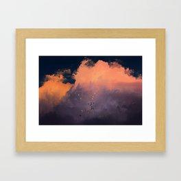 The Limit Framed Art Print